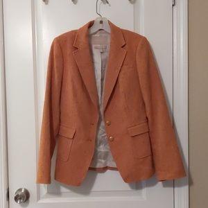 Dark orange Blazer